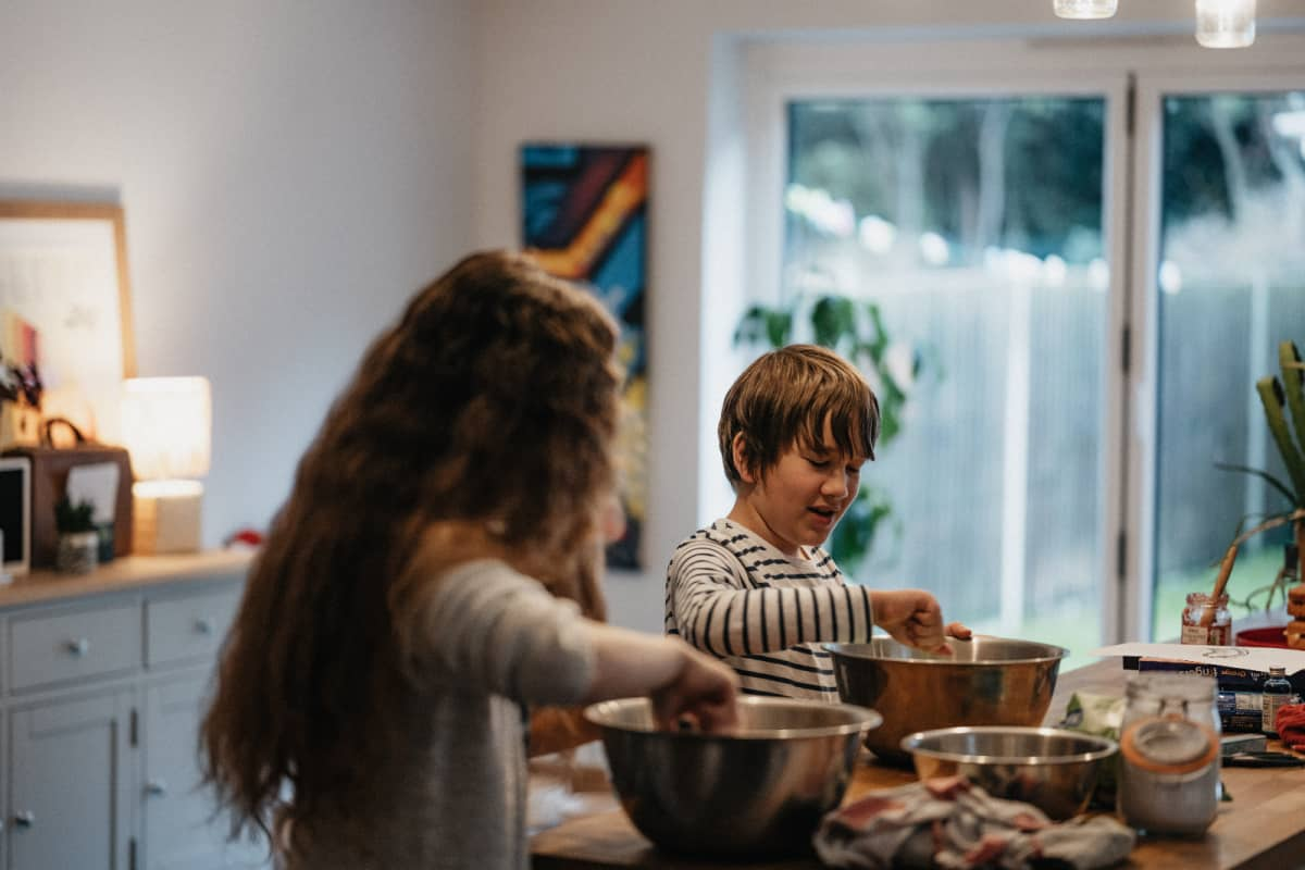 Healthy High-Calorie Foods for Underweight Kids