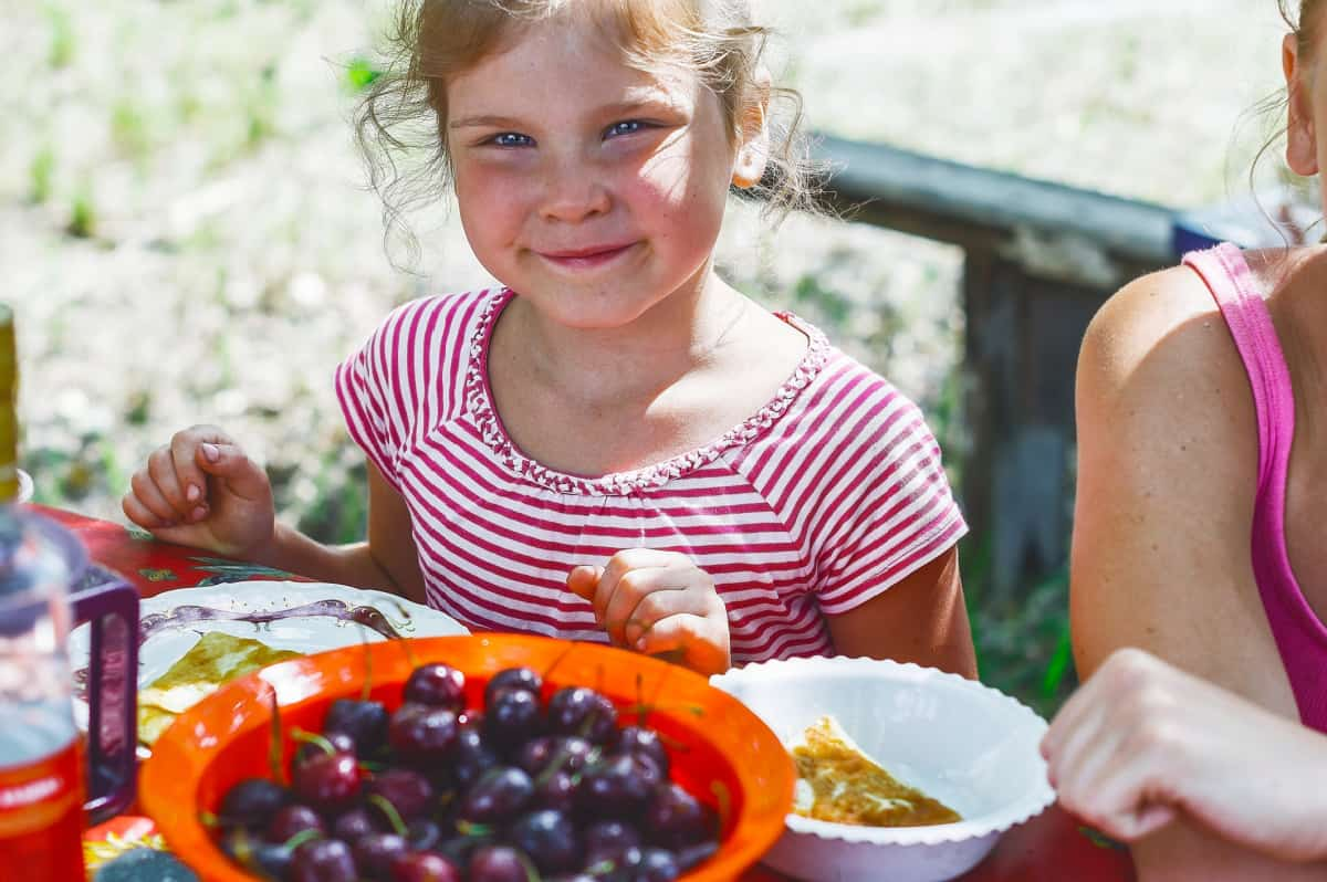 High Calorie Foods for Underweight Kids