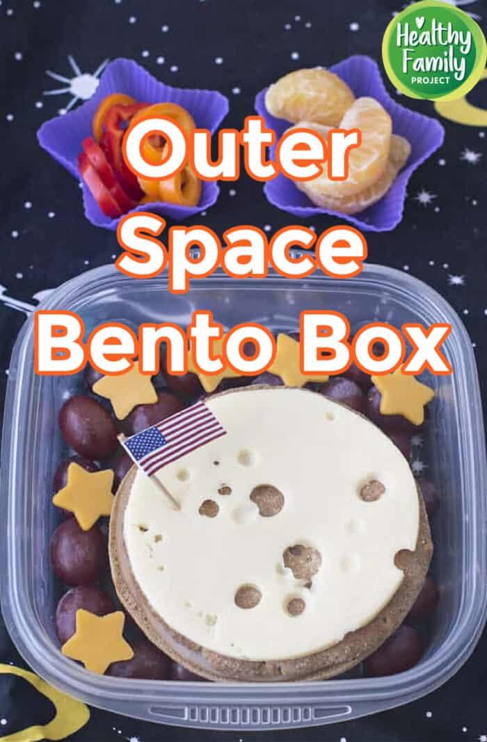 Easy Outer Space Bento Box