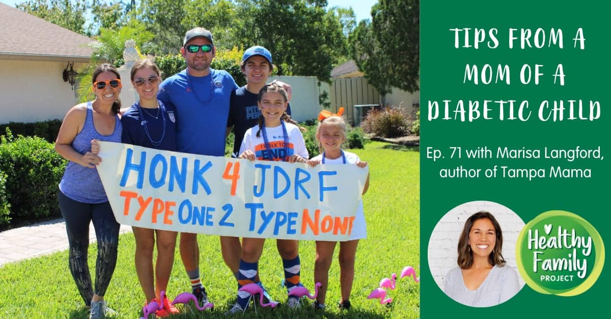 Parenting a Child With Type 1 Diabetes