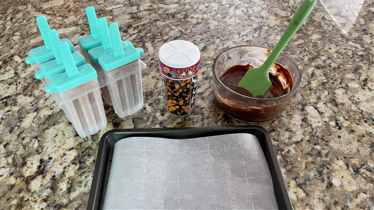 How to make Halloween Popsicles