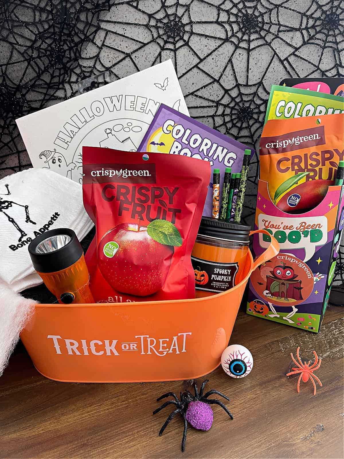 What to put in Booed Baskets