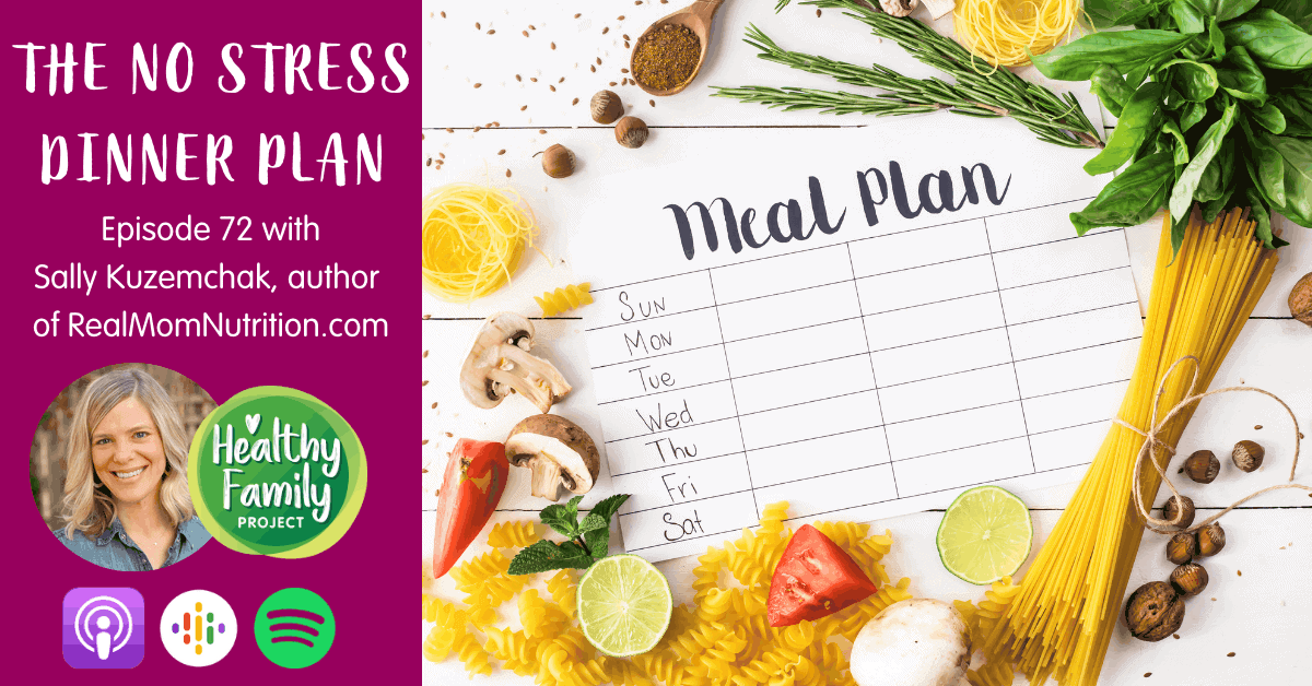 How To Create A No Stress Dinner Plan